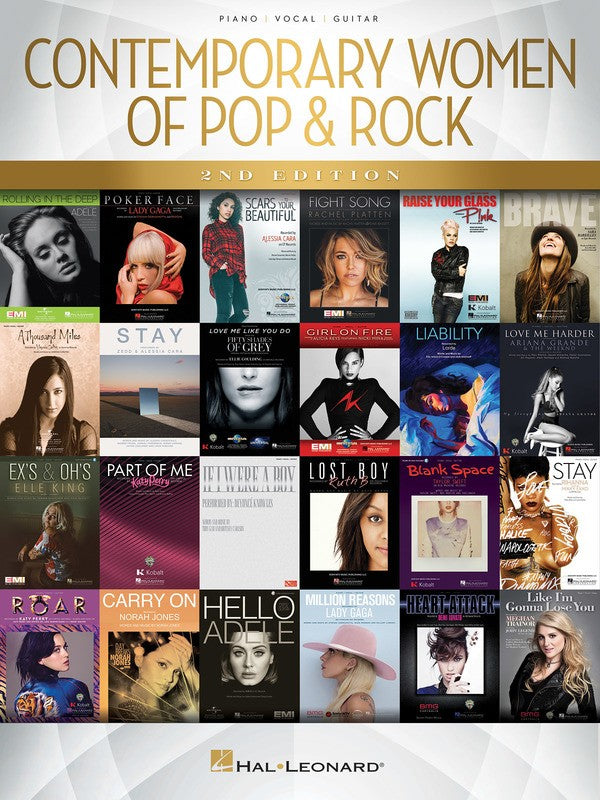 CONTEMPORARY WOMEN OF POP & ROCK PVG 2ND EDITION