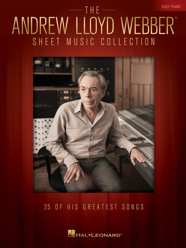 LLOYD WEBBER SHEET MUSIC COLLECTION EASY PIANO