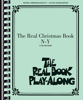 The Real Christmas Book Play-Along, Vol. N-Y