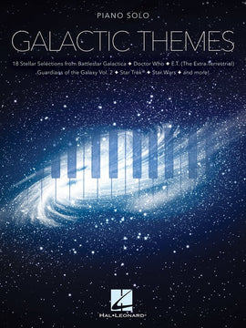 GALACTIC THEMES FOR PIANO SOLO