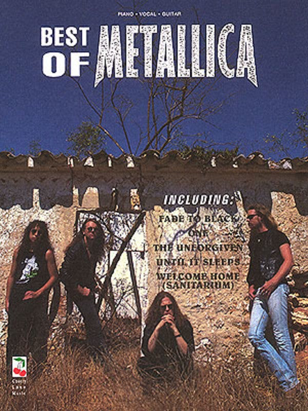 BEST OF METALLICA PVG