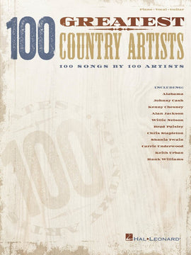 100 GREATEST COUNTRY ARTISTS PVG