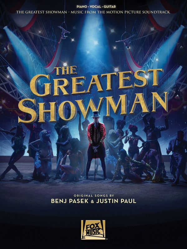THE GREATEST SHOWMAN MOVIE SOUNDTRACK PVG