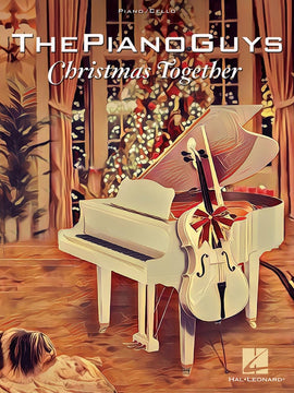 PIANO GUYS CHRISTMAS TOGETHER PIANO OPT CELLO