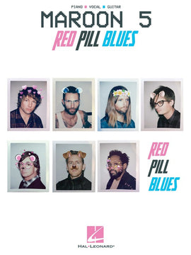 MAROON 5 - RED PILL BLUES PVG