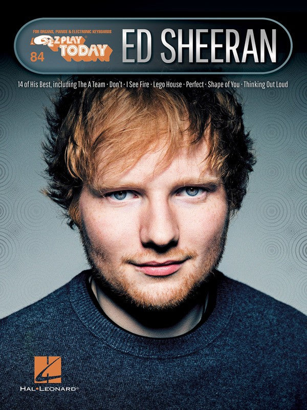 ED SHEERAN EZ PLAY 84