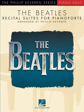THE BEATLES RECITAL SUITES KEVEREN PIANO SOLO