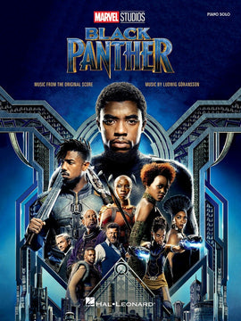 BLACK PANTHER PIANO SOLO SONGBOOK