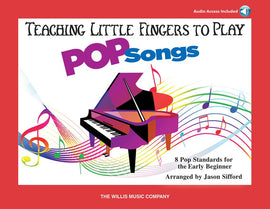 TEACHING LITTLE FINGERS TO PLAY POP SONGS BK/OLA