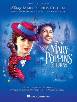MARY POPPINS RETURNS MOVIE SOUNDTRACK PVG