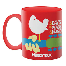 Woodstock Mug (Red)