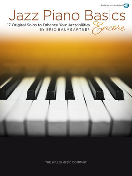 JAZZ PIANO BASICS ENCORE BK/OLA