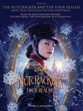 THE NUTCRACKER AND THE FOUR REALMS PIANO SOLO