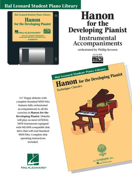 HLSPL HANON FOR DEVELOPING PIANIST MIDI