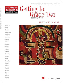 HLSPL GETTING TO GRADE TWO 2ND EDITION
