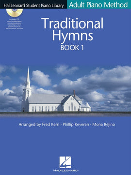 HLSPL ADULT TRADITIONAL HYMNS BK1 BK/CD