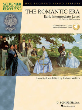 ROMANTIC ERA EARLY INTERMEDIATE PIANO W/ OLA SPE