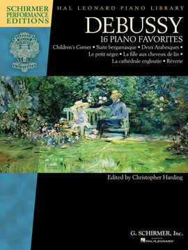 DEBUSSY - 16 PIANO FAVORITES SPE
