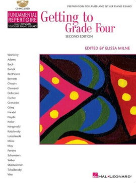 HLSPL GETTING TO GRADE FOUR BK/CD 2ND EDITION