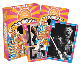 Hendrix Playing Cards Single Deck