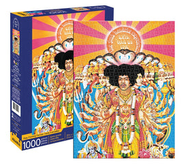 Hendrix 1000 Piece Puzzle Axis Bold As Love