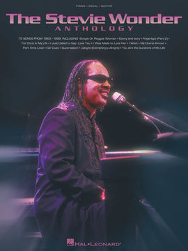 STEVIE WONDER ANTHOLOGY PVG