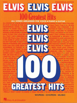 ELVIS ELVIS ELVIS - 100 GREATEST HITS PVG