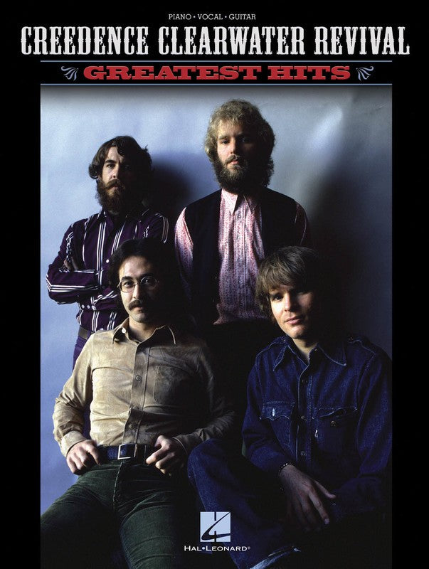 CREEDENCE CLEARWATER REVIVAL GREAT HITS PVG