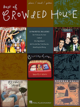 BEST OF CROWDED HOUSE PVG