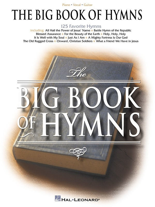 BIG BOOK OF HYMNS PVG