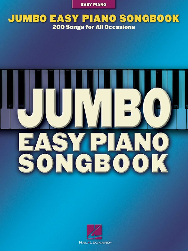 JUMBO EASY PIANO SONGBOOK