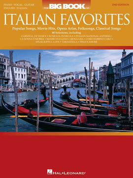 BIG BOOK OF ITALIAN FAVORITES PVG