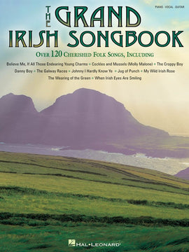GRAND IRISH SONGBOOK PVG