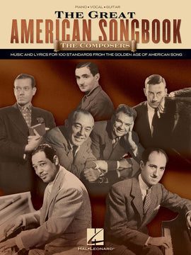 GREAT AMERICAN SONGBOOK THE COMPOSERS V1 PVG