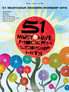 51 MUST HAVE MODERN WORSHIP HITS PVG