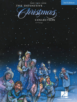 DEFINITIVE CHRISTMAS COLLECTION PVG 3RD EDITION