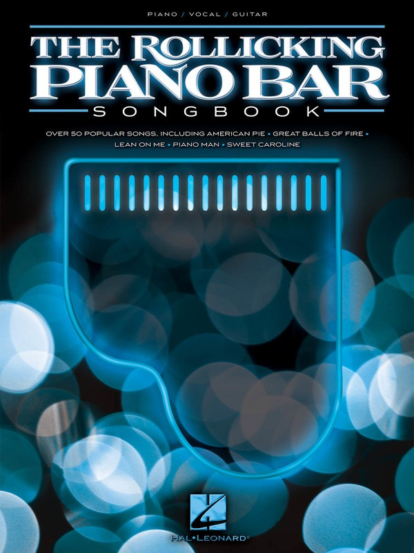 ROLLICKING PIANO BAR SONGBOOK PVG