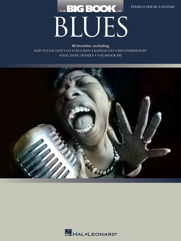 BIG BOOK OF BLUES PVG