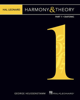 HL HARMONY & THEORY PART 1 DIATONIC