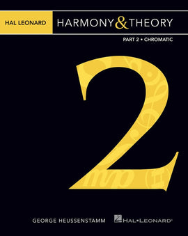 HL HARMONY & THEORY PART 2 CHROMATIC
