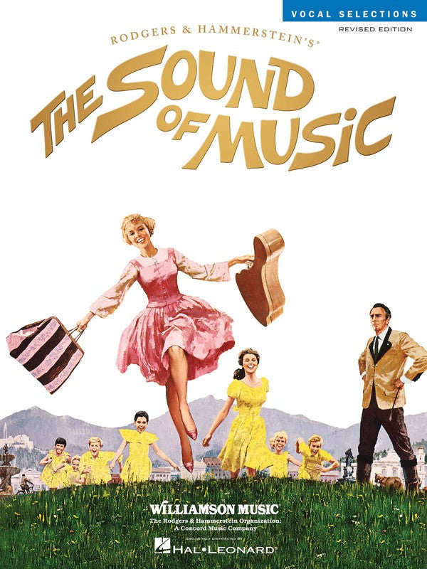 SOUND OF MUSIC VOCAL SELECTIONS PVG REV ED