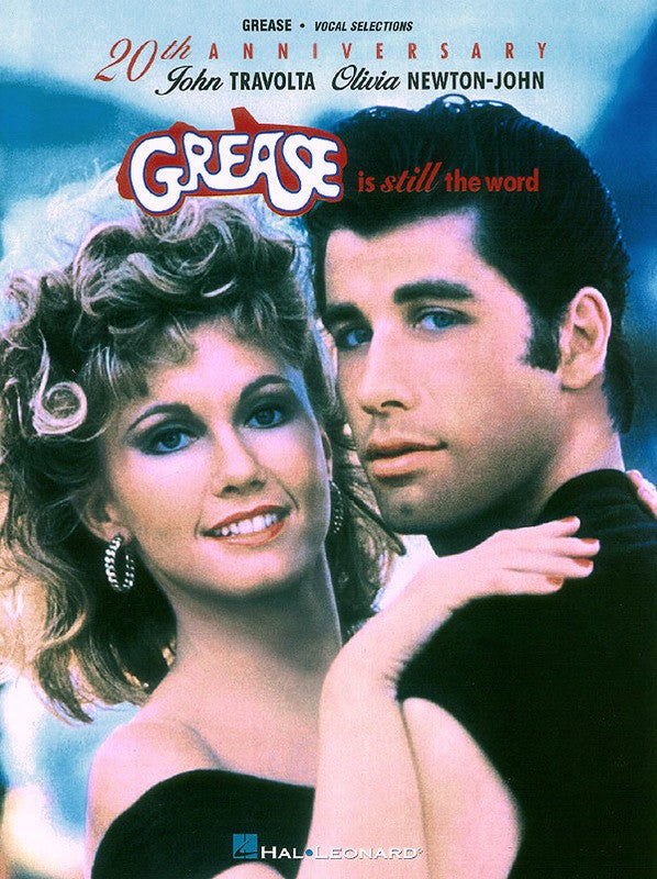GREASE IS STILL THE WORD VOCAL SELECTIONS PVG