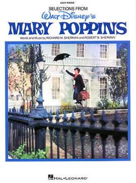 MARY POPPINS SELECTIONS EASY PNO