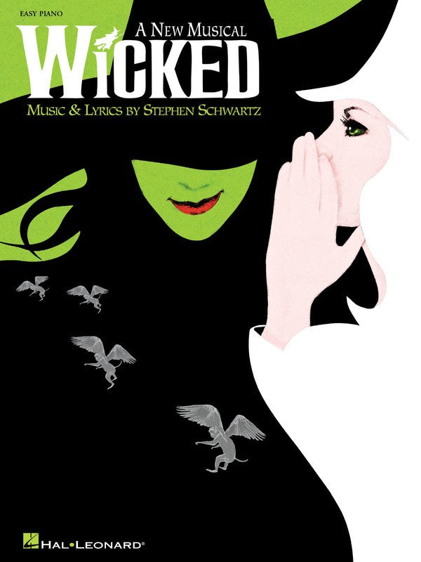 WICKED VOCAL SELECTIONS EASY PIANO