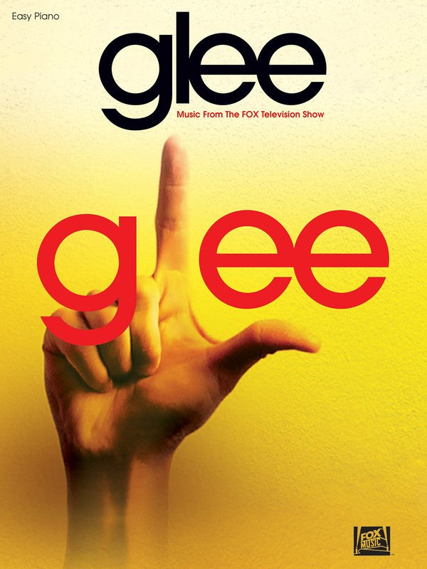 GLEE SELECTIONS EASY PIANO