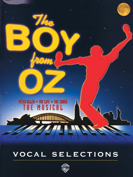 BOY FROM OZ VOCAL SELECTIONS PVG