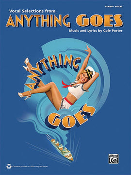 ANYTHING GOES 2011 REVIVAL ED SELECTIONS PVG