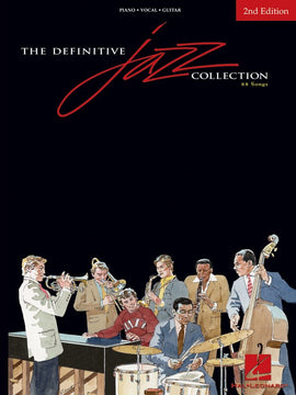 DEFINITIVE JAZZ COLLECTION PVG 2ND ED