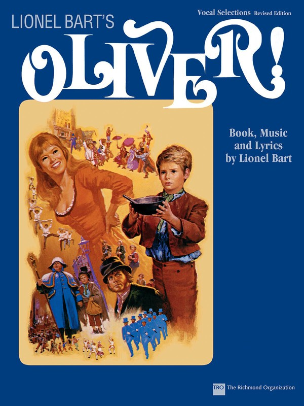 OLIVER VOCAL SELECTIONS PVG REV ED