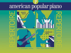 AMERICAN POPULAR PIANO REPERTOIRE BK/CD PREP